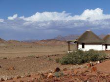 Lodge dans la région de Sesriem
